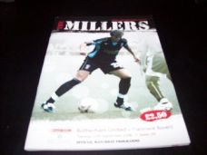 Rotherham United v Tranmere Rovers, 2006/07